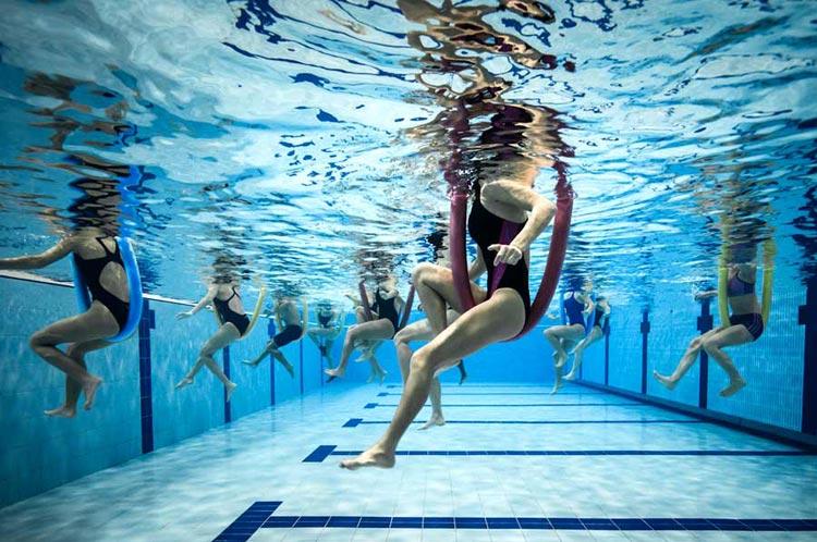 aqua aerobic aerobik w wodzie